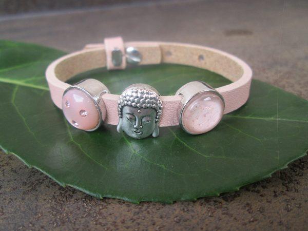 Dames armband Buddha