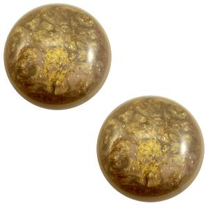 Schuiver 12mm Stardust Warm taupe brown