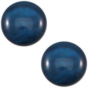 Schuiver 12mm shiny Denim blue