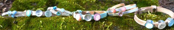 """Libelle dames armband: """" ouder kind """""""