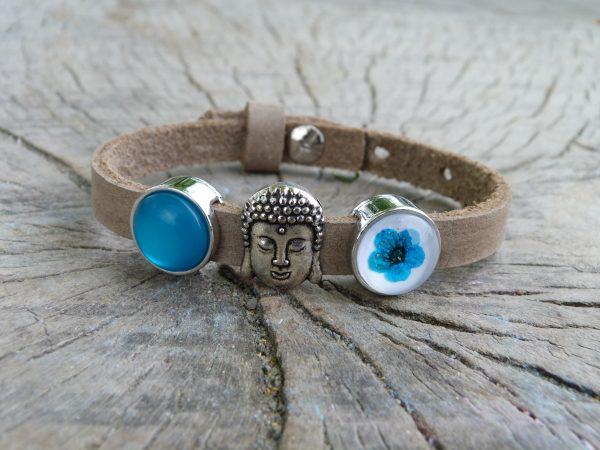 """Moederdag armband 3: """"Buddha speciaal"""""""